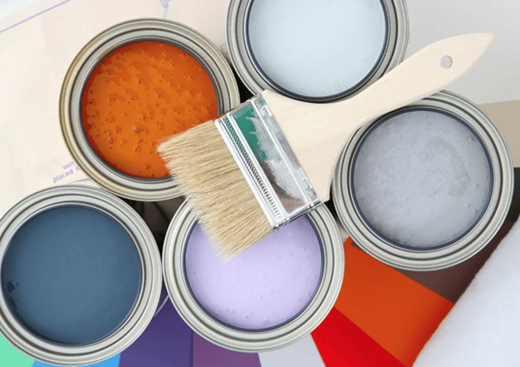 Valor Home Services Paints