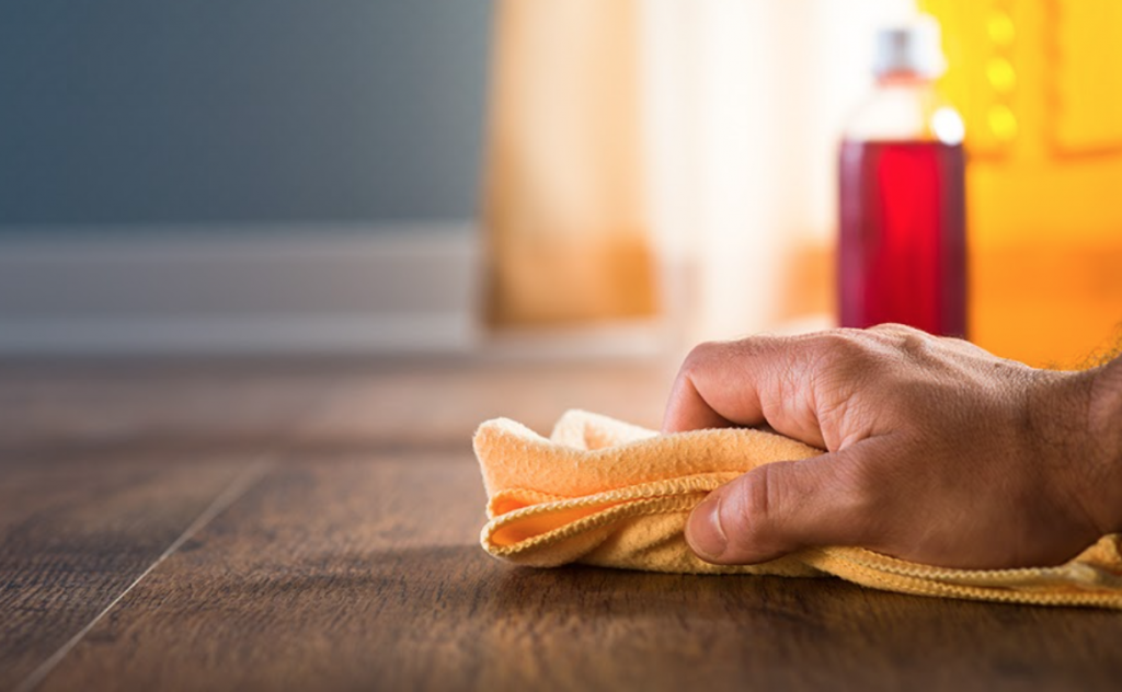 Valor Home Services Floor Cleaning