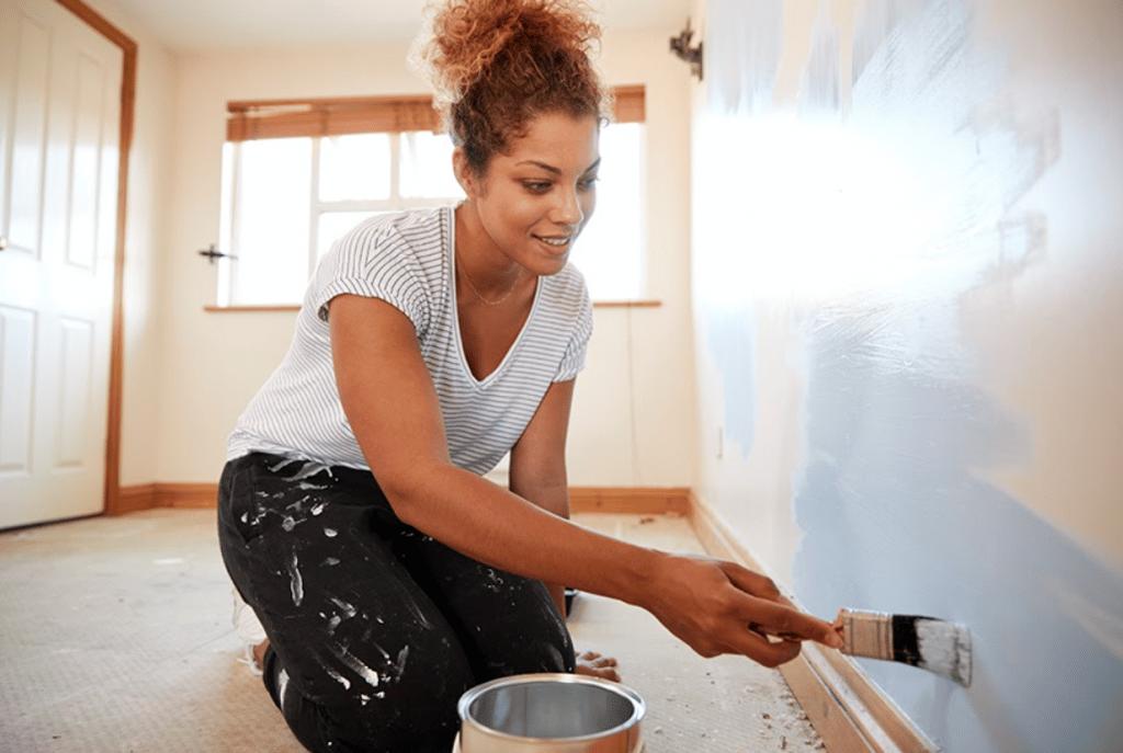 Valor Home Services Paint