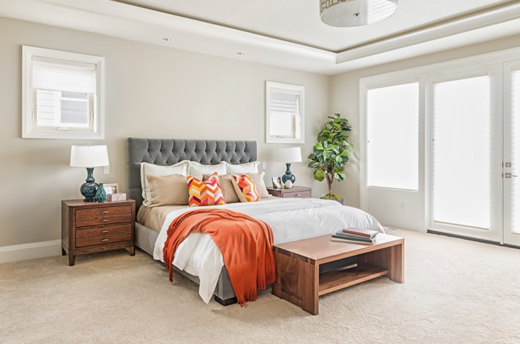Valor Home Services Bedroom